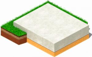 Аренда опалубки стен для фундаментной плиты